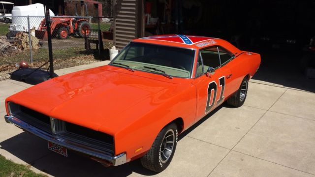 1969 dodge charger general lee dukes of hazzard 440 magnum. Black Bedroom Furniture Sets. Home Design Ideas