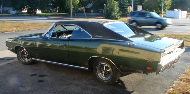 1969 Dodge Charger R T 440 Magnum Numbers Matching For