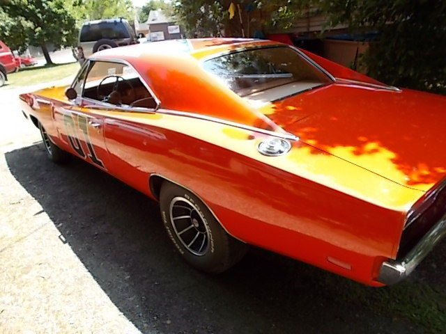1969 Dodge Charger R/T General Lee California Car Mopar B Body for