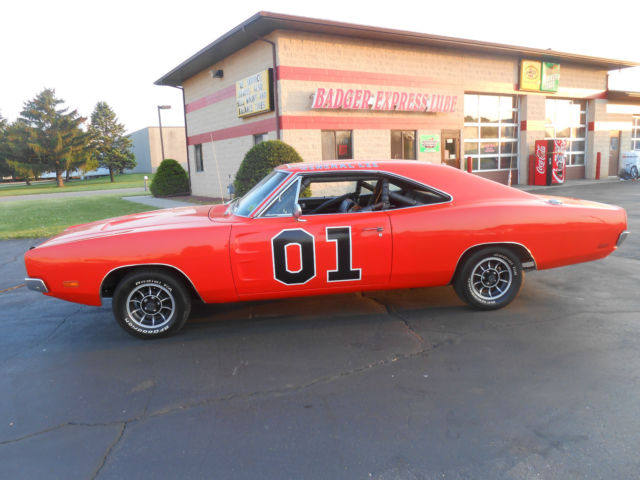 1969 Dodge Charger R T Hardtop 2 Door 7 2l Dukes Of