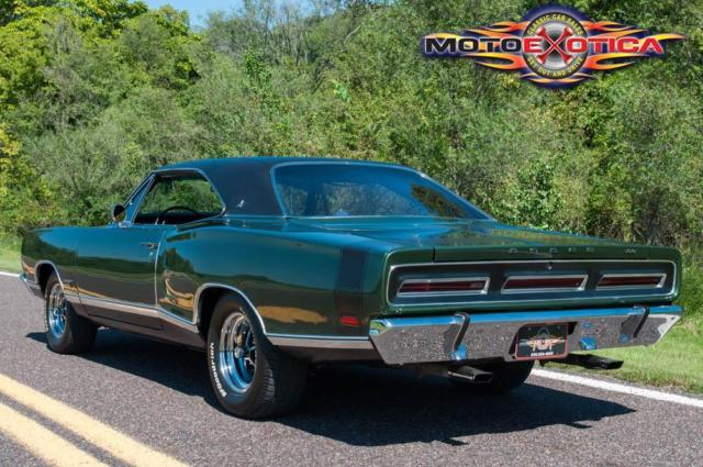1969 Dodge Coronet 500 Two Door Hardtop 440 Super Bee