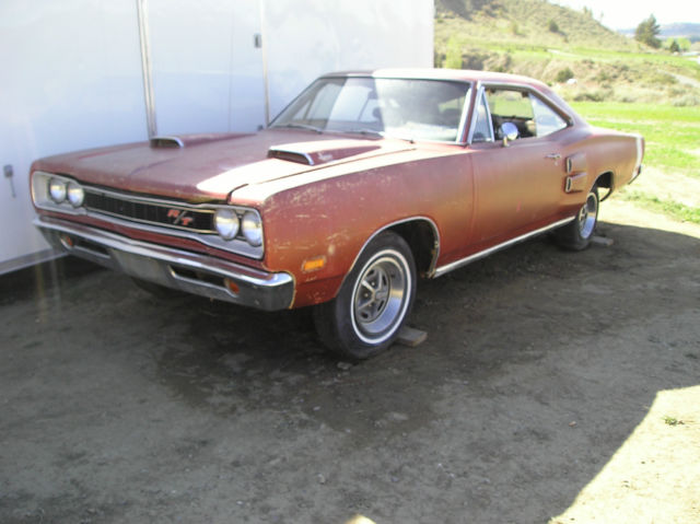 1969 Dodge Coronet R T 440 Hemi 4spd Dana 60 Ram Air