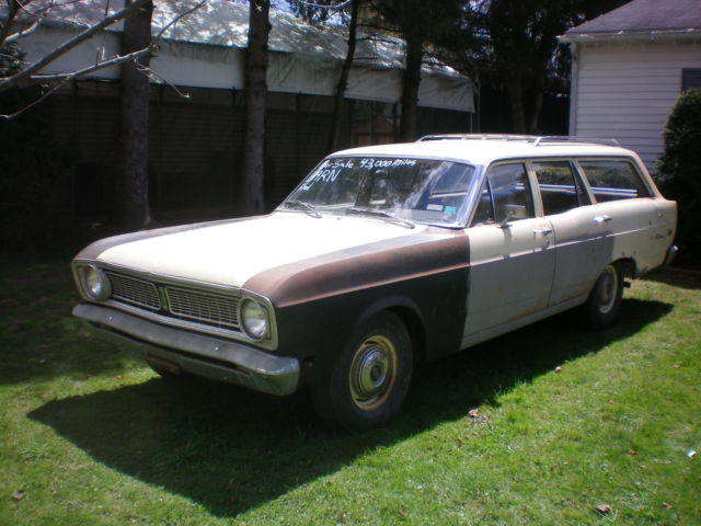 a07178aa 1969 Ford Falcon Wagon BARN FIND for sale in Apalachin, New York ...