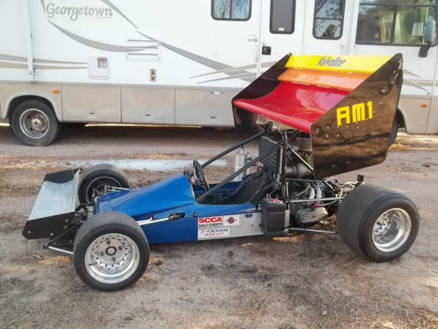 Scca Formula Race Car For Sale