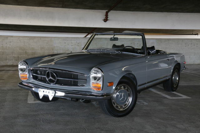 1969 mercedes benz 280sl for sale in los angeles for Mercedes benz for sale los angeles