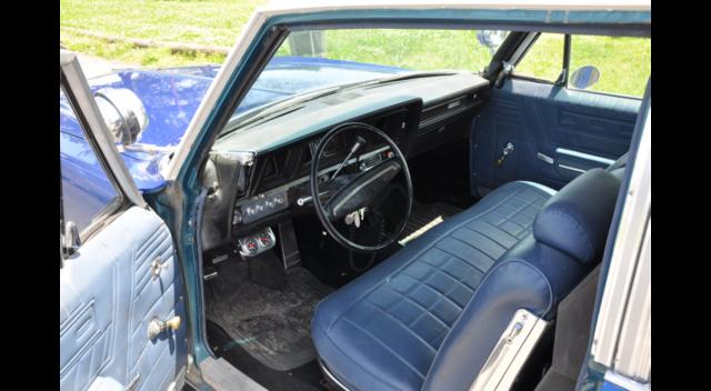 1969 Oldsmobile Ninety-Eight Cotner Bevington Ambulance for