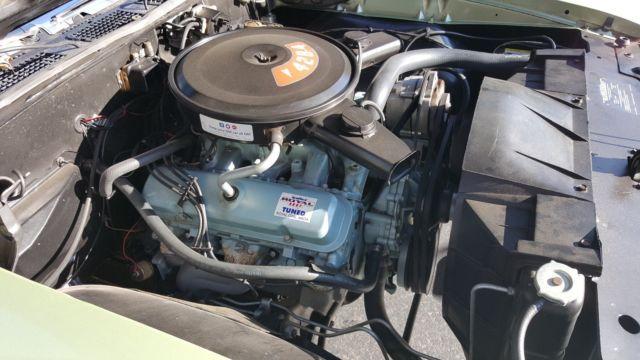 Classic Cadillac For Sale >> 1969 Pontiac Custom S 428 Royal Bobcat for sale: photos, technical specifications, description