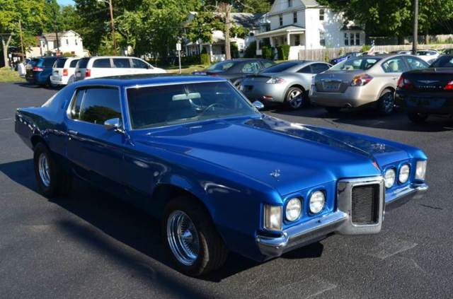 1969 pontiac grand prix model j 400 muscle car for sale in cuyahoga falls ohio united states. Black Bedroom Furniture Sets. Home Design Ideas