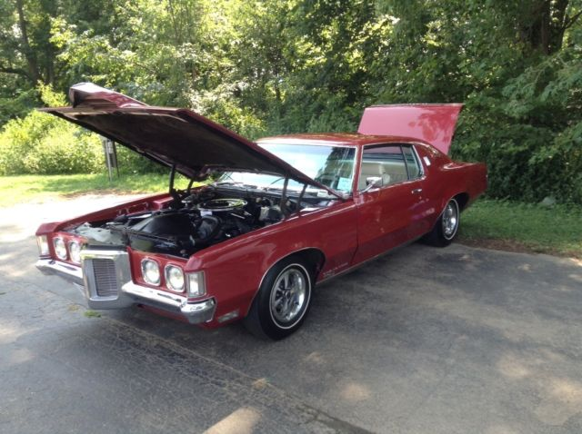 1969 Pontiac Grand Prix Sj Survivor For Sale In Cincinnati