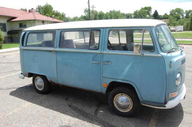 1969 Volkswagen Van Bus For Sale In Grand Junction