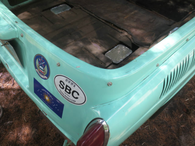 1969 VW Squareback Type 3 Wagon CUSTOM ONE OF A KIND CONVERTIBLE for sale in Ocala, Florida ...