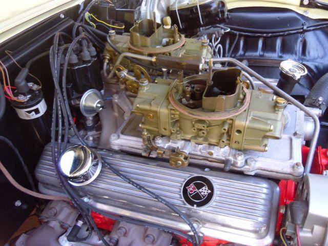 1969 Z28 CROSS RAM HEATER amp RADIO DELETE X 33 MATCHING