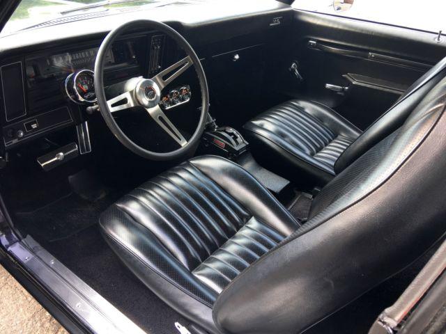 1970 71 72 73 74 Chevy Nova Ss Frame Off Build No Reserve