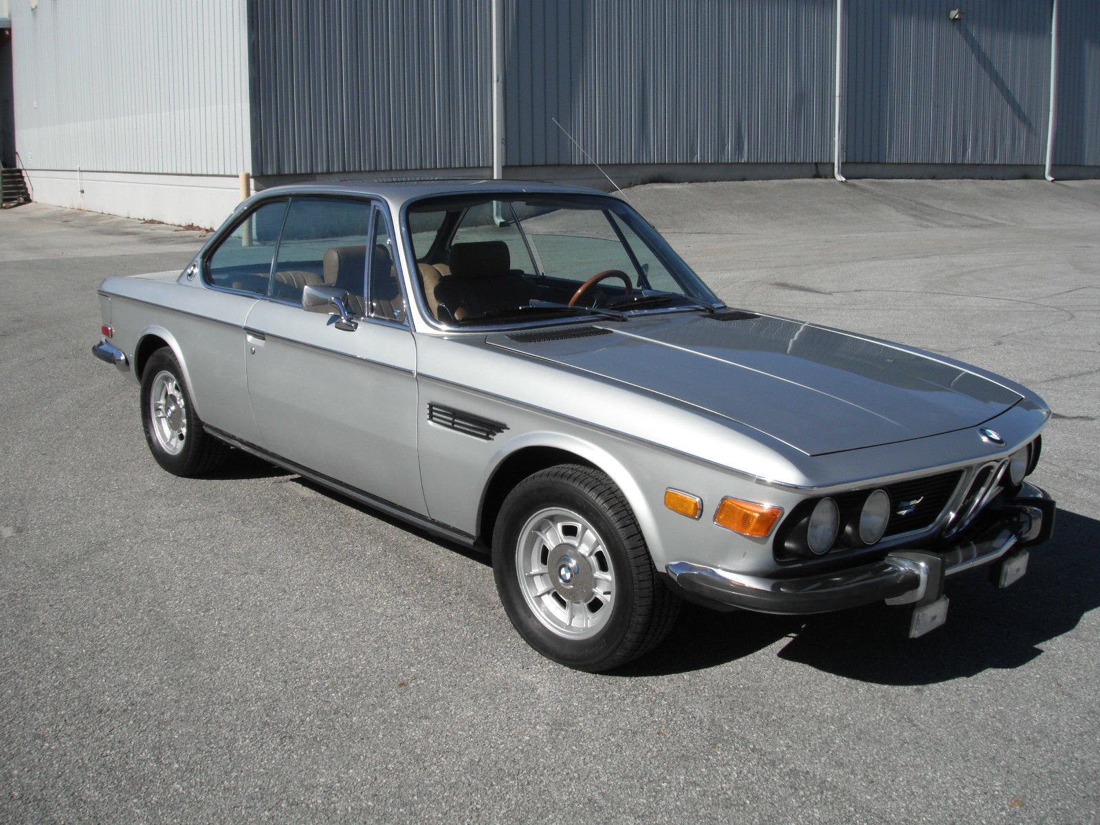 1970 Bmw 2800cs 3 0cs 4spd E9 Coupe For Sale In