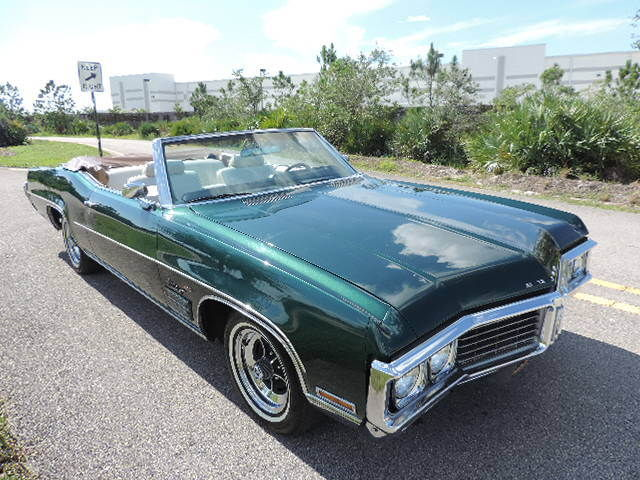 1970 buick wildcat convertible for sale in pompano beach. Black Bedroom Furniture Sets. Home Design Ideas