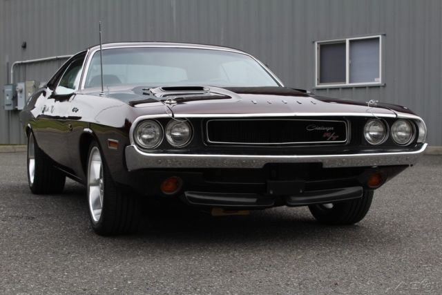 1970 Challenger R/T U Code 440 Car, Auto, Power Steering, Disc