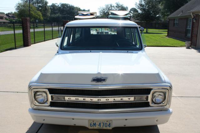 1970 Chevrolet C10 Suburban for sale: photos, technical ...