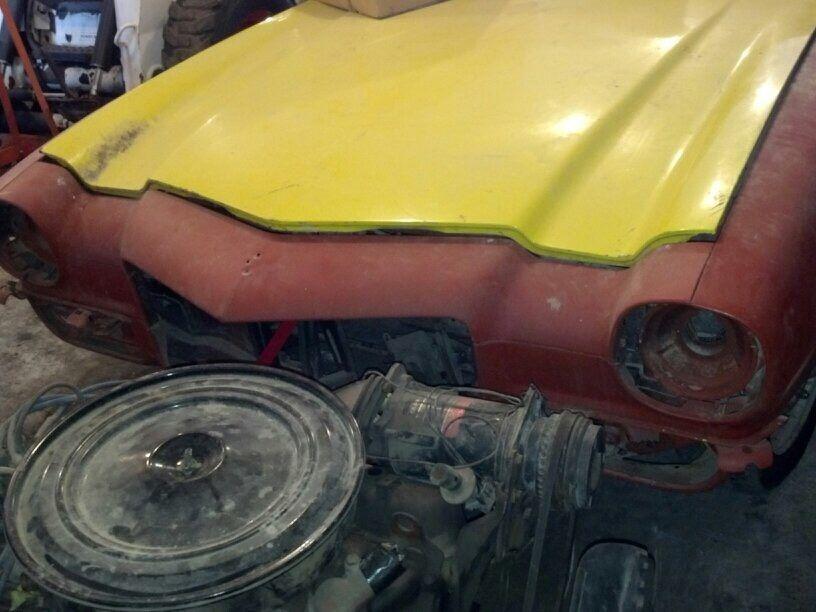 1970 Chevrolet Camaro Base Restoration Project Car! Great