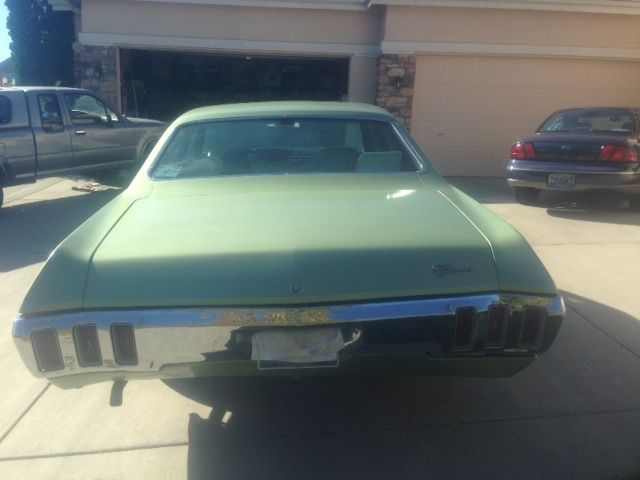 1970 Chevrolet Impala 4 Door Sedan For Sale Photos