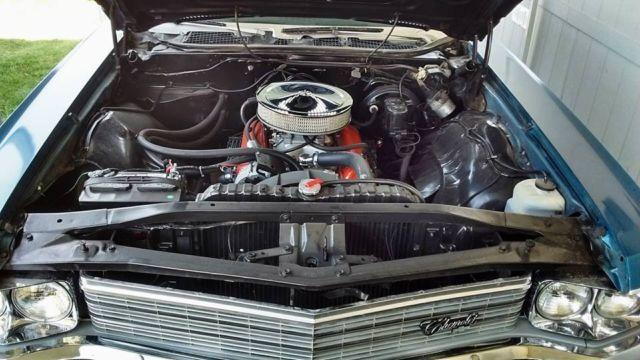 400 Turbo Transmission >> 1970 Chevrolet Impala custom coupe for sale in Spokane, Washington, United States for sale ...