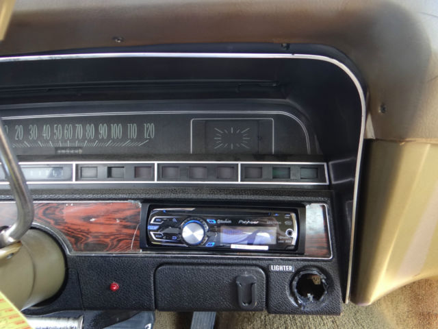 Used Chevy Impala For Sale >> 1970 Chevrolet Impala Gold 4 Door Sedan 4 Door 70 V8 Edelbrock 85k Miles for sale in Malvern ...
