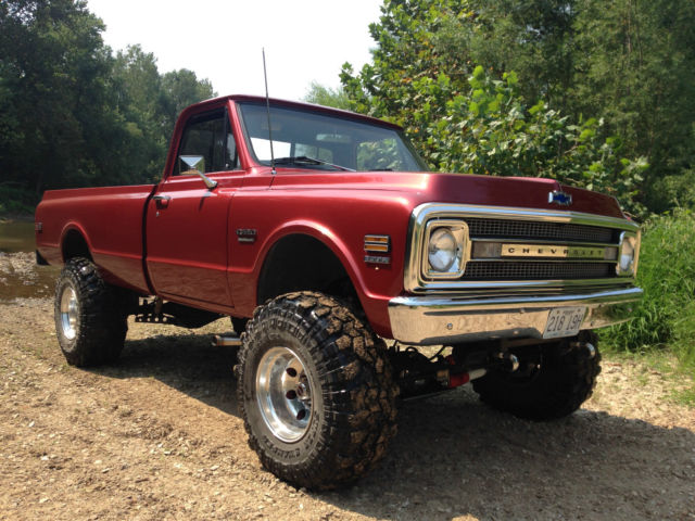 51 C10 Wide Ride Instructions 1963 1972 in addition 1973 To 1987 Chevy Trucks further 1208or Clean Classic 1970 Chevy K20 Long Bed besides Watch in addition 127555 1970 Chevrolet K20 4x4 Pickup Truck. on 1972 chevy c20 4x4
