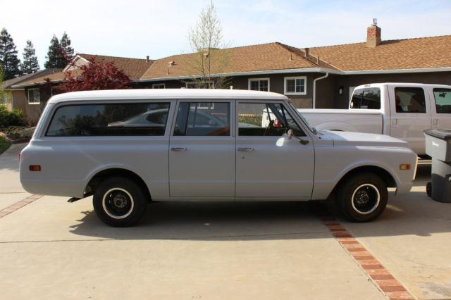 1970 chevrolet chevy suburban 3 door 4x2 project ca for 10 door suburban