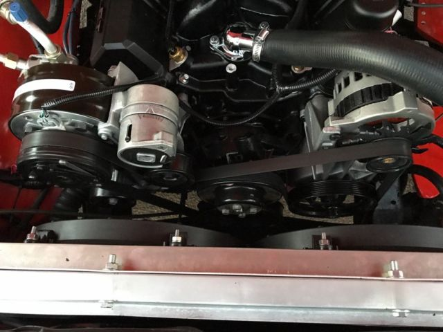 1970 chevy c10 new motor auto trans ac spotless for New motor and transmission