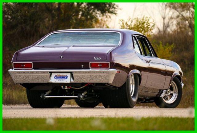 Used Cars Long Island >> 1970 Chevy Nova Pro Street 509 Big Block Drag Race Car ...