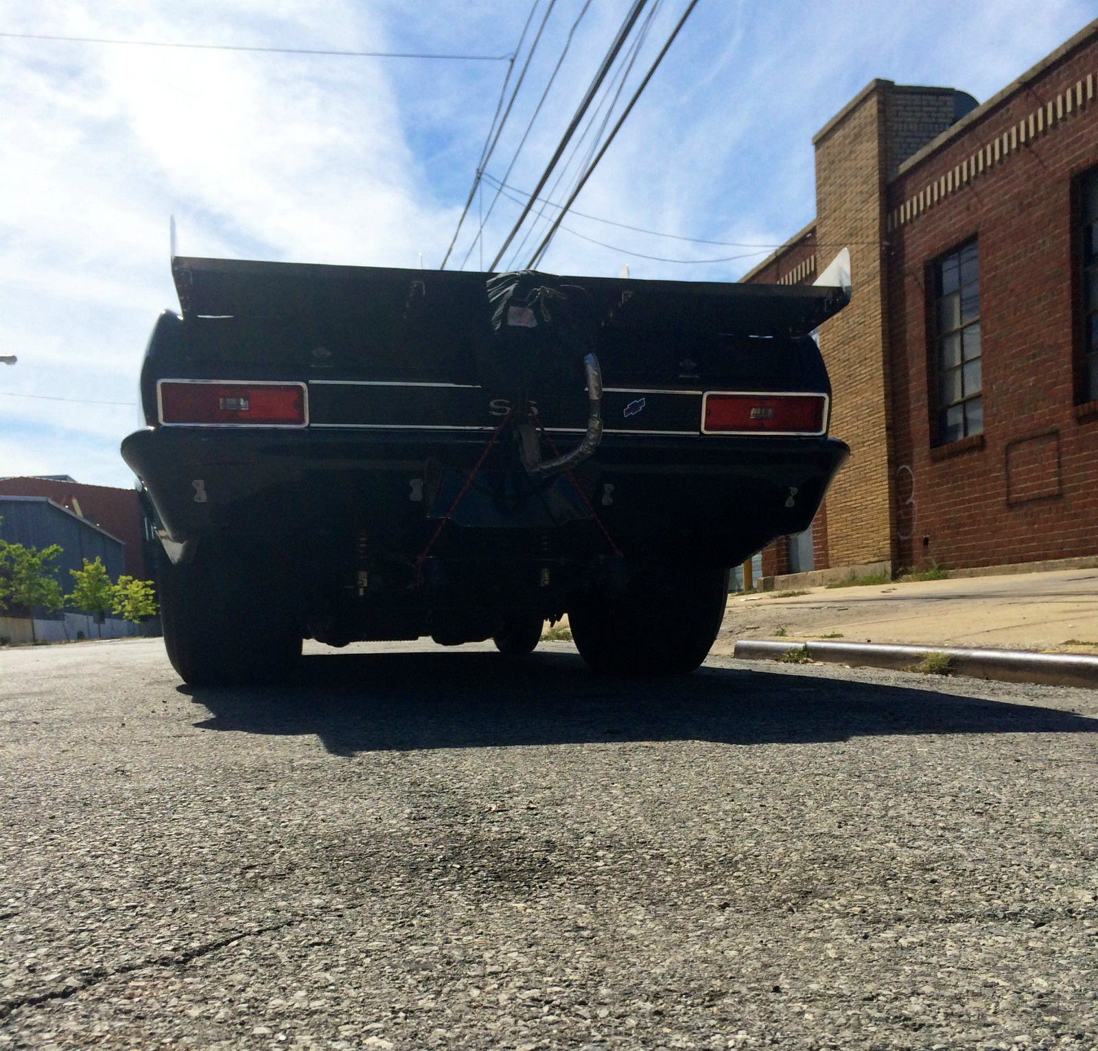 1970 Chevy Nova Race Car/Street Car Black For Sale In