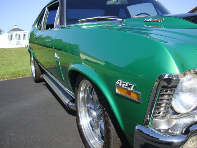 "1970 Chevy Nova SS ""Baldwin Motion Tribute"" Mint Condition ..."