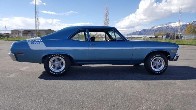 1970 Chevy Nova Yenko Deuce Tribute For Sale Photos Technical Specifications Description