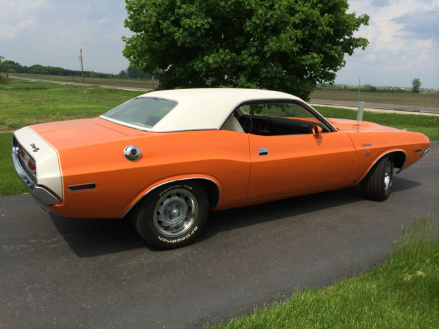 1970 dodge challenger rt 440 magnum u code rare go mango. Cars Review. Best American Auto & Cars Review