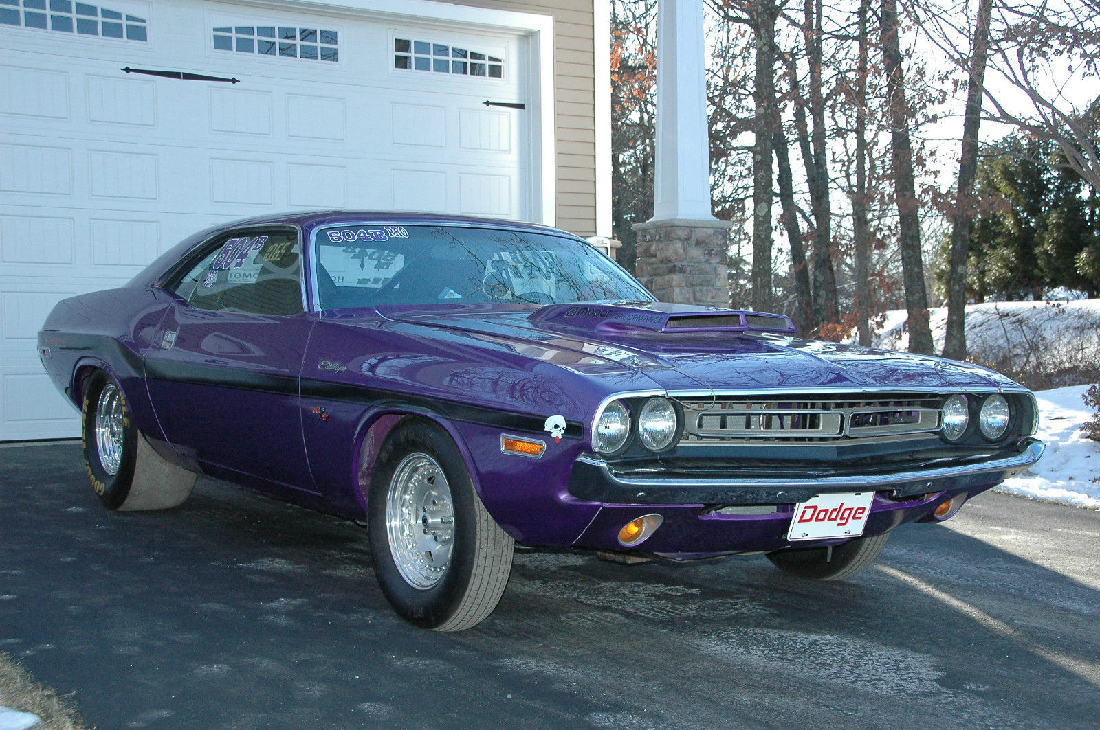 1970 Dodge Challenger R T Drag Street Show Muscle Classic Rare Hellcat Copo Srt For Sale In Manchester New Hampshire United States For Sale Photos Technical Specifications Description