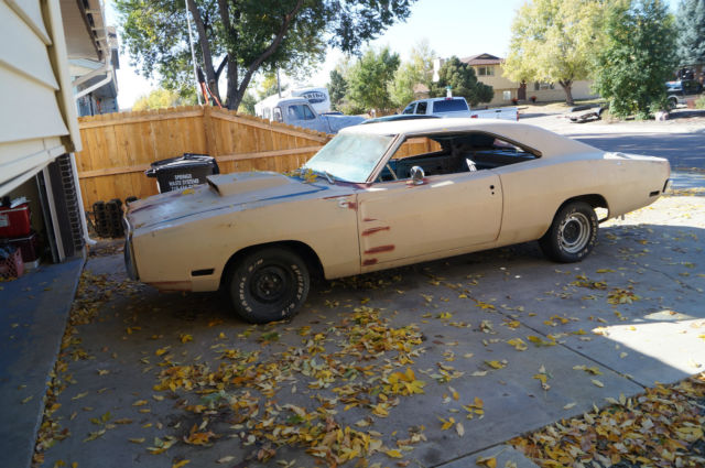 1970 Dodge Charger 500 383 4bbl Matching B5 Mopar 68 69 Project For Sale In Colorado Springs Colorado United States For Sale Photos Technical Specifications Description