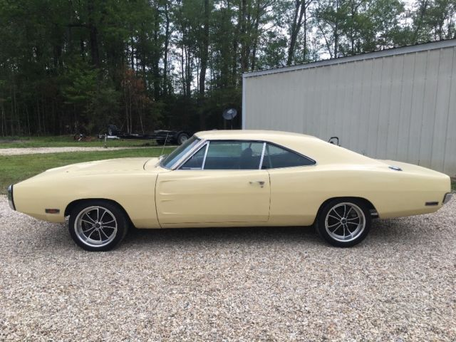 1970 Dodge Charger 500 440 Engine Runs Drives Southern Car