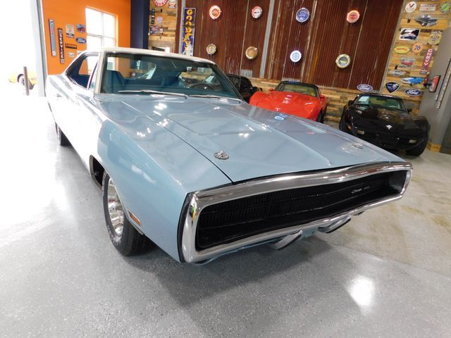 1970 Dodge Charger New Paint Matching Numbers 383 Engine For Sale Photos Technical Specifications Description