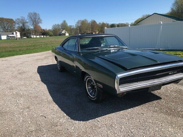 1970 DODGE CHARGER SE/500 MATCHING NUMBERS WITH A/C. 70