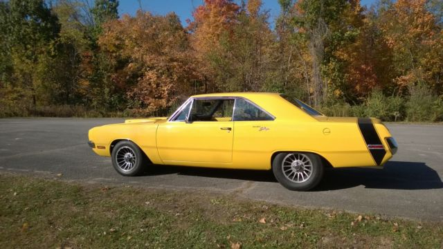 1970 dodge dart 340 swinger for sale in lewis center ohio. Black Bedroom Furniture Sets. Home Design Ideas