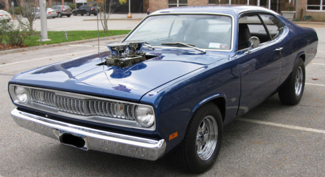 1970 duster plymouth 440 engine 4 speed dana 60 tunnel ram for sale in mount kisco new york. Black Bedroom Furniture Sets. Home Design Ideas