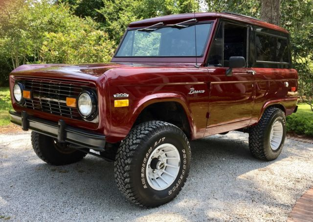 1970 FORD BRONCO - Uncut and Original (NO RESERVE) for ...