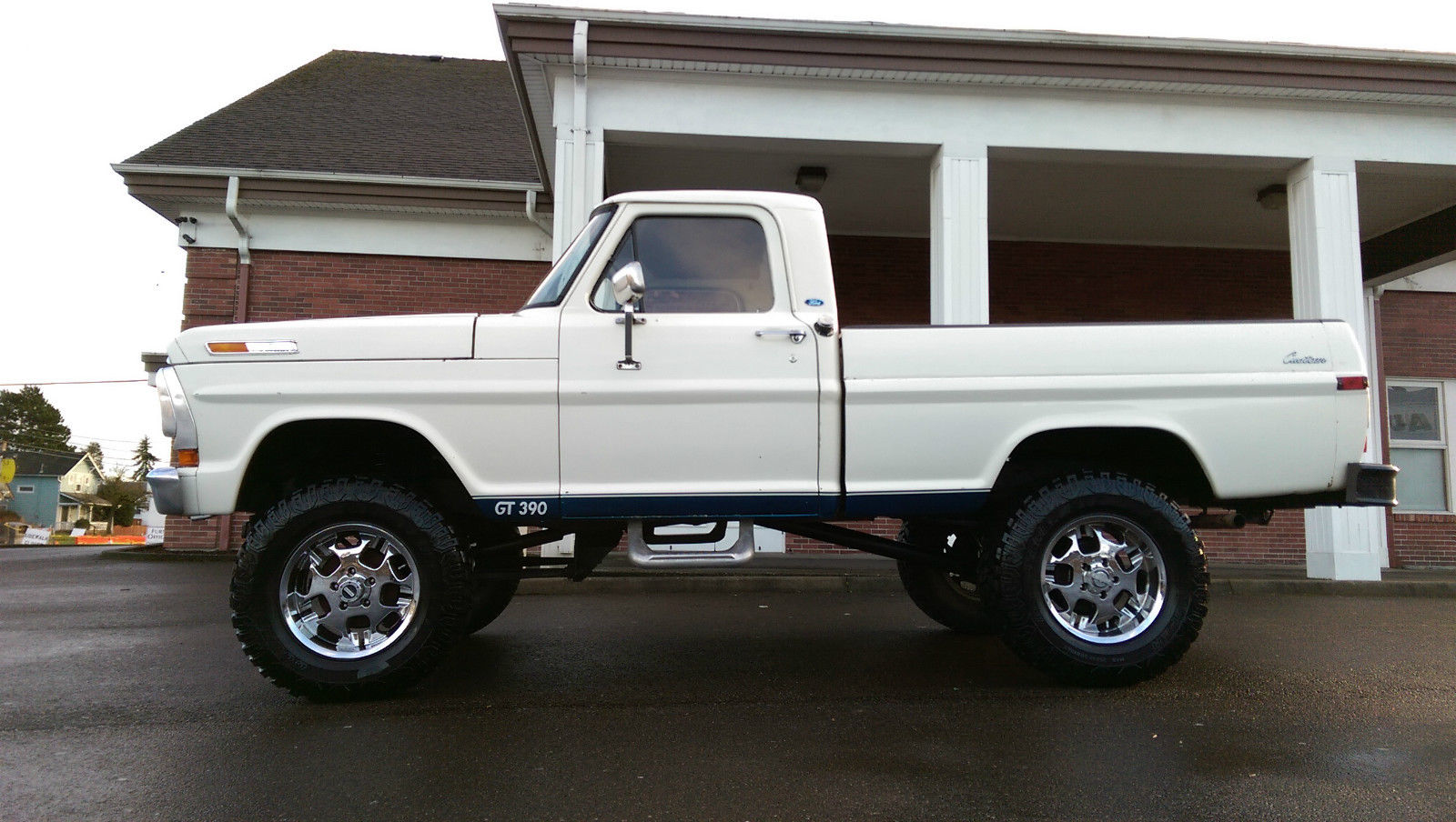 1970 Ford F 250 4x4 Craigslist - Wiring Diagram General Helper