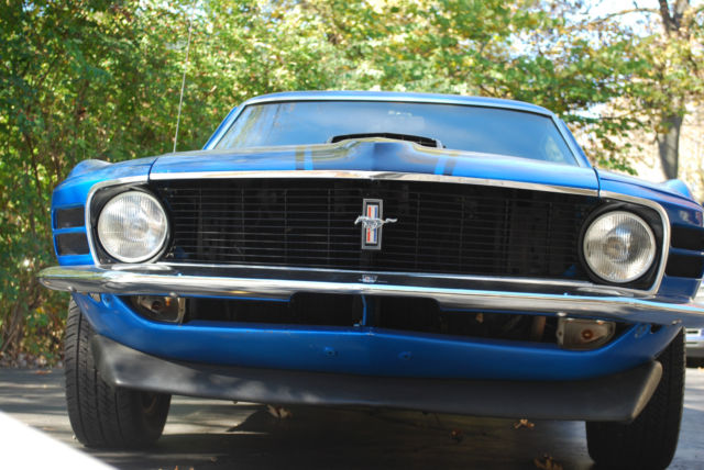 1970 Ford Mustang Base Hardtop 2 Door 58l For Sale In Myrtle Beach Thunderbird