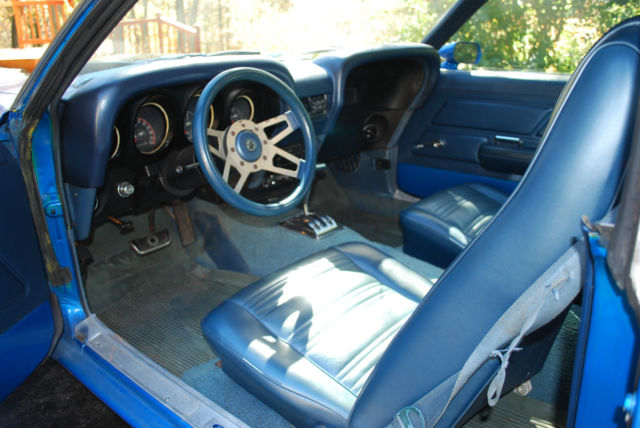 1970 Ford Mustang Base Hardtop 2 Door 5 8l For Sale In