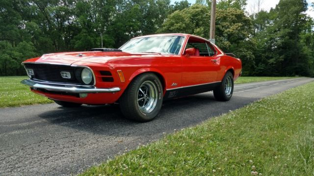 1970 ford mustang mach 1 r code 428 cobra jet 4 speed for 1970 mustang rear window louvers