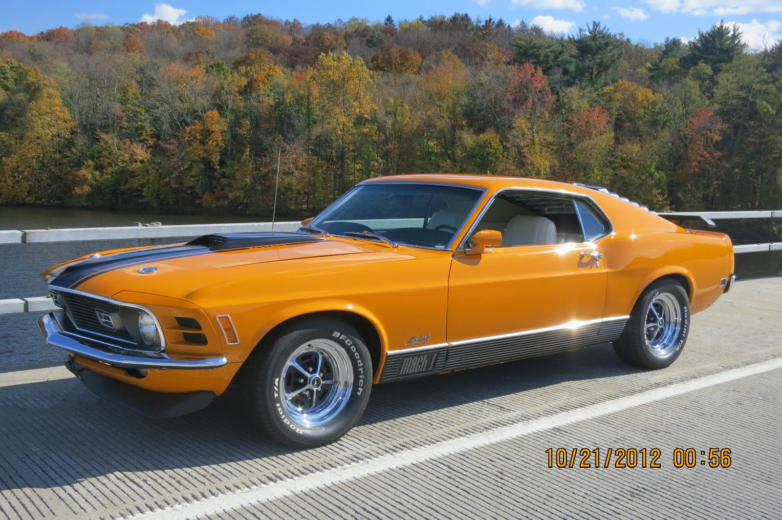 1970 Ford Mustang Mach I Fastback 2 Door 70l For Sale In 1 Pro Touing