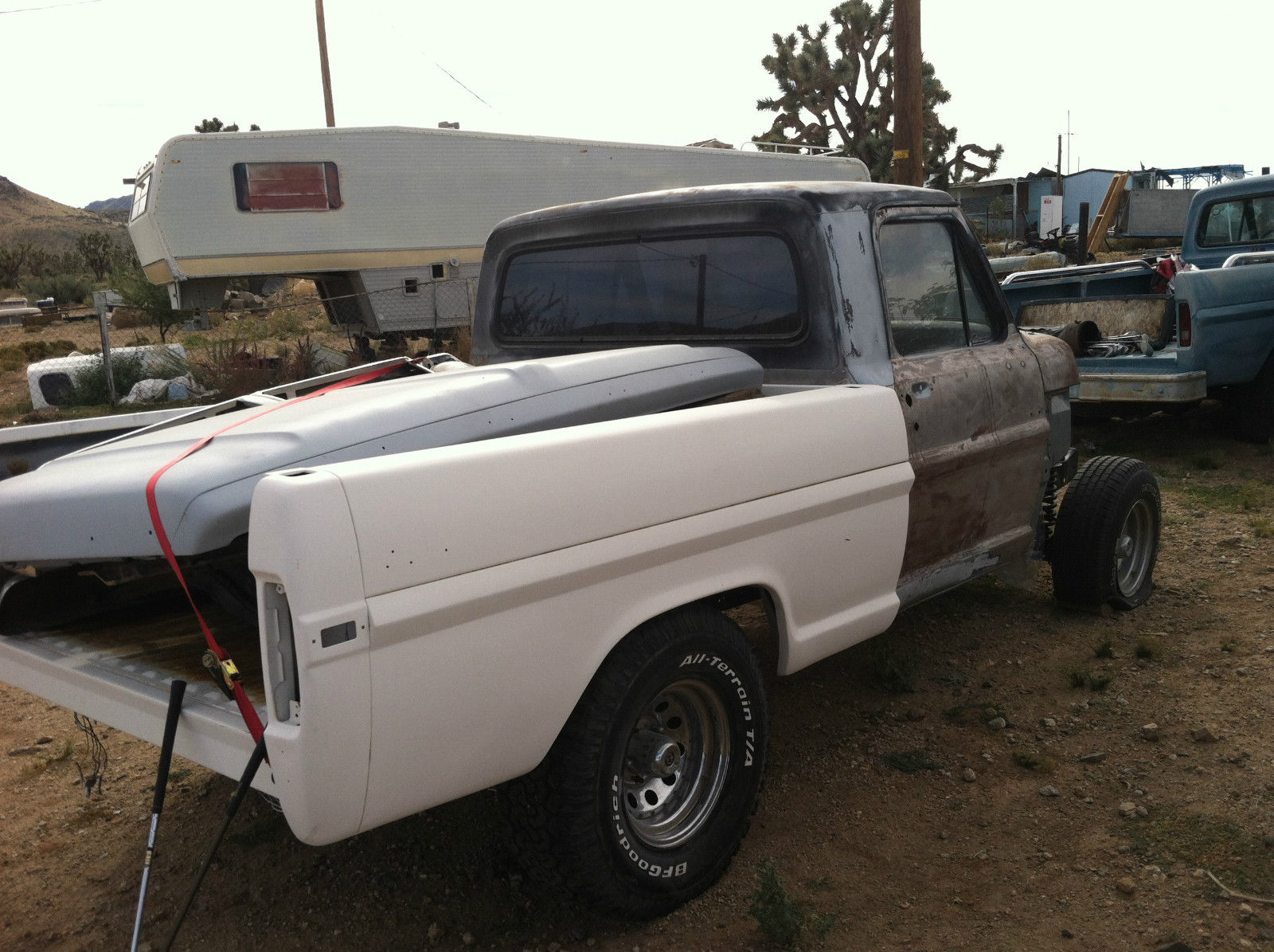 1970 Ford Shortbed For Sale In Dolan Springs Arizona United States Short Bed