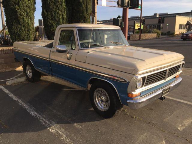 1970 ford xlt ranger pickup truck. Black Bedroom Furniture Sets. Home Design Ideas