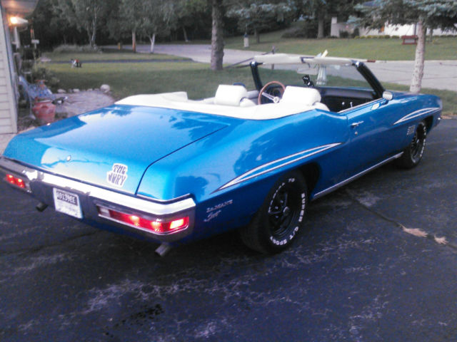 1970 Lemans Sport Convertible For Sale In Mukwonago Wisconsin United States
