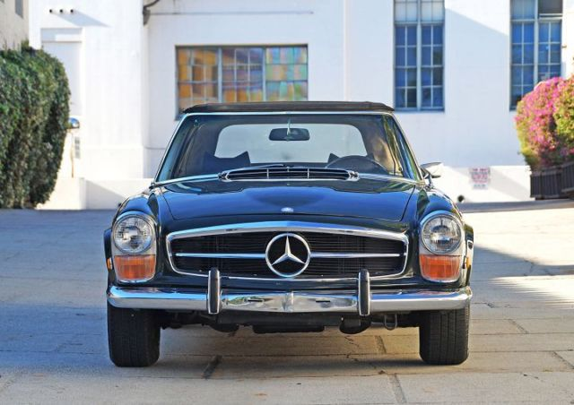 1970 mercedes benz 280sl hard top for sale in vancouver for Mercedes benz vancouver wa